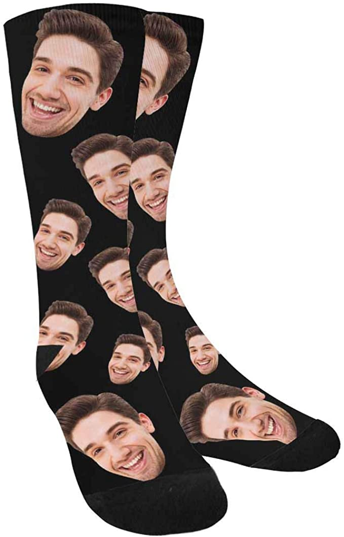 personalized gifts for dad socks