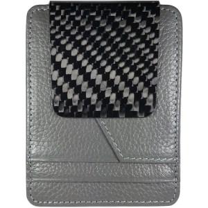 Roar Carbon Grey D15 Genuine Carbon Fiber Wallet