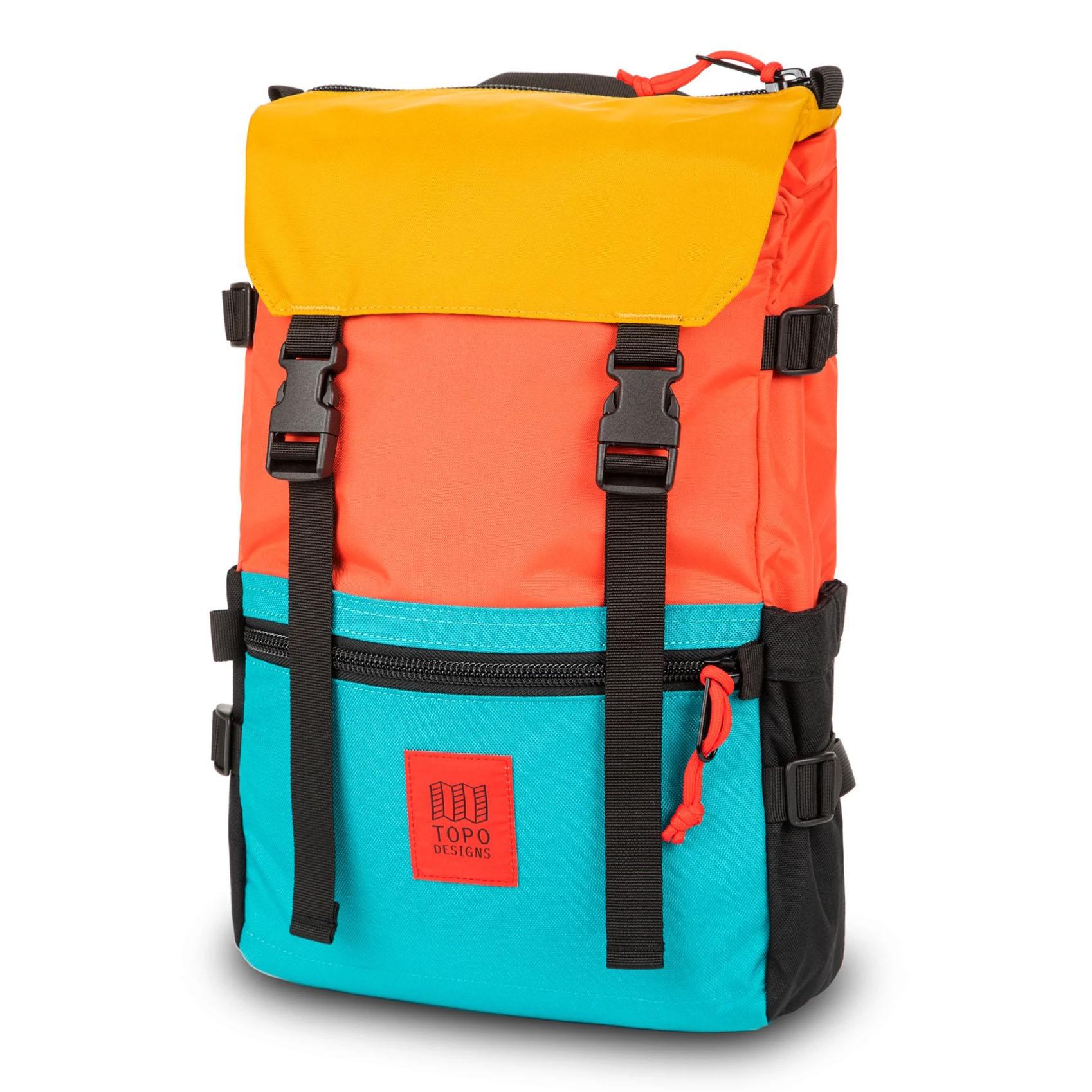 Topo Designs Rover Backpack, best men's backpacks