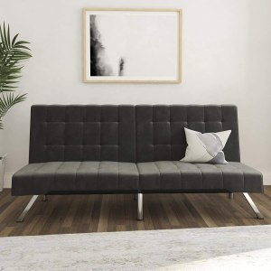 DHP emily futon couch bed, best sleeper sofa