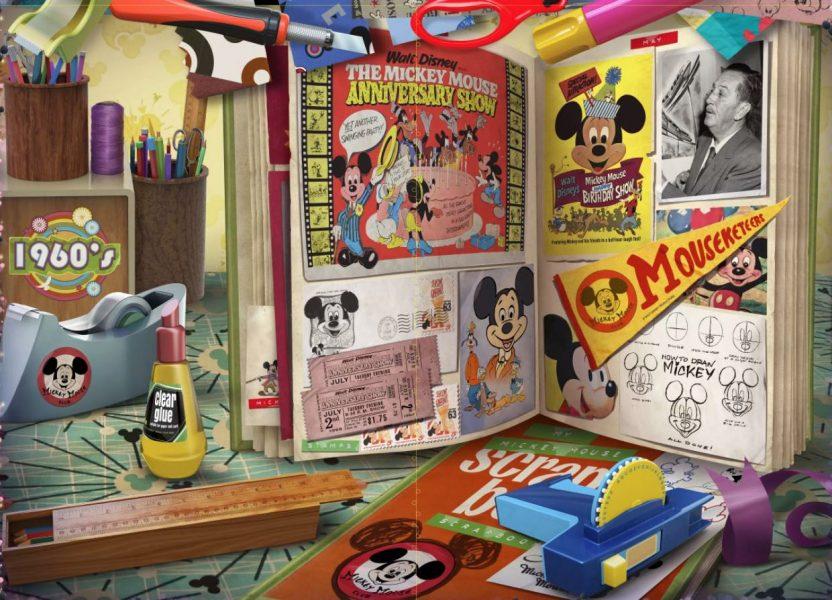 Disney puzzle 4