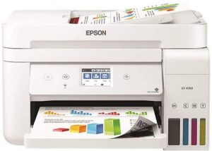 Epson EcoTank Wireless All-in-One Printer