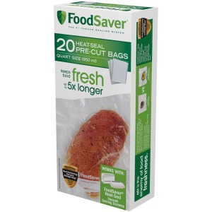 FoodSaver Heat-Seal Bags