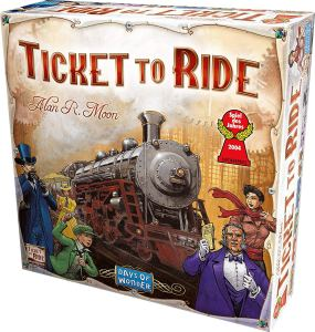 best adult games ticket to ride