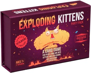 best adult games exploding kittens
