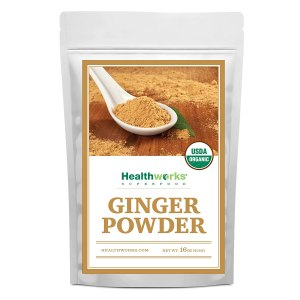 health benefits of ginger powder