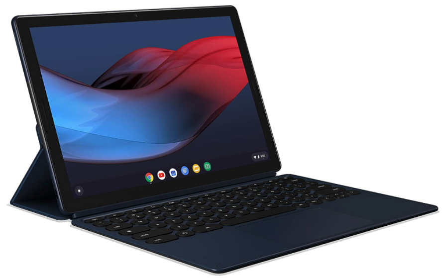 tablets with keyboards pixel slate