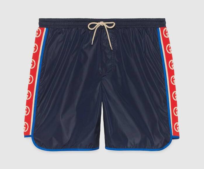 best swim trunks - gucci