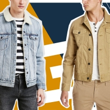 two men in jackets