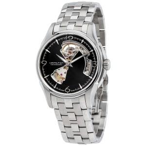Hamilton Jazzmaster Open Heart Automatic Bracelet Watch
