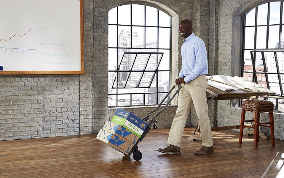 hand truck featured image