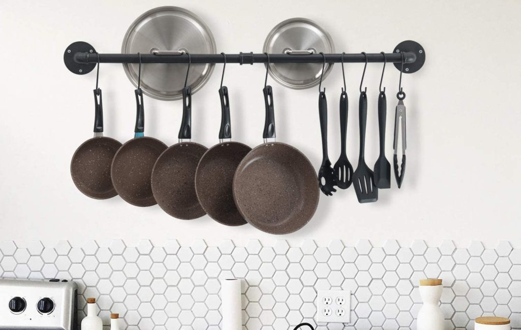 The Best Pots And Pan Hangers To Organize Your Kitchen In 2020 Spy