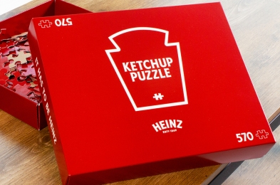 Heinz-Ketchup-Puzzle