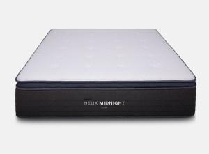 Helix Midnight Luxe Mattress memorial day mattress sales