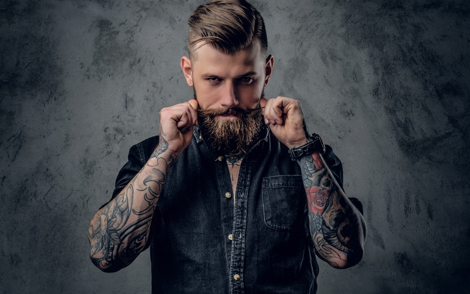 How to Shape Your Beard at