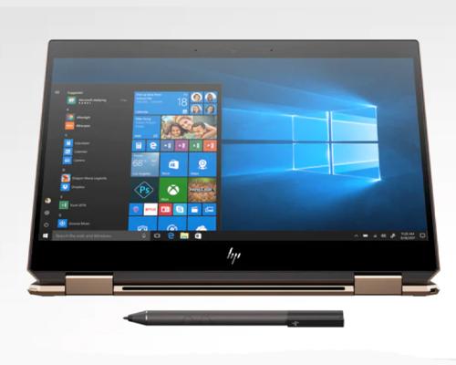 best small laptops - hp spectre x360