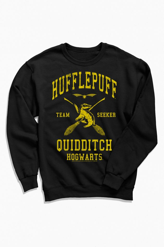 hufflepuff-sweater, best harry potter gifts