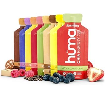 huma energy gels