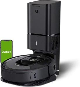 best robot vacuum irobot roomba i7