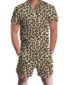 Idgreatim men's rompers