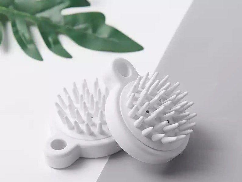 scalp massage shampoo brush