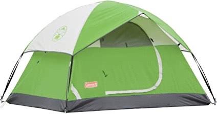 Sundome 4 Coleman Tent
