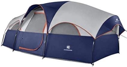 Hikergarden 8 person tent
