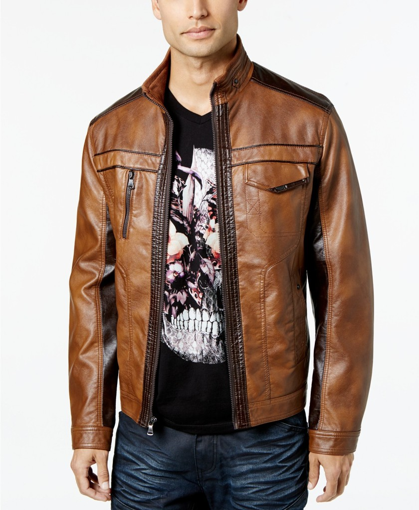 best vegan leather jackets - international concepts inc