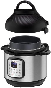 Instant Pot 8-Quart Air Fryer + EPC Combo, unique gift for dad