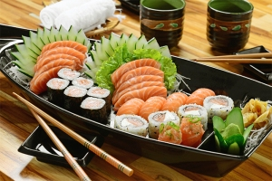 japanese food, healthy takeout options