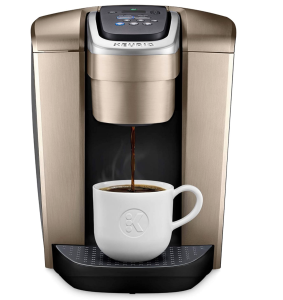 single serve coffee maker keurig k elite