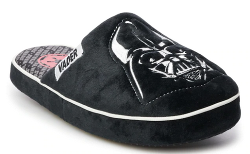 best slippers for men - star wars slippers