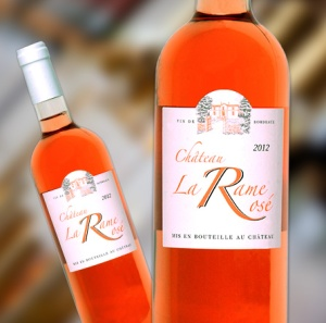 Chateau La Rame Best Rosé Wine