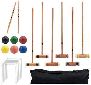 best lawn games croquet