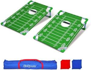 best lawn games portable cornhole
