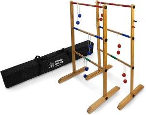 best lawn games ladder toss