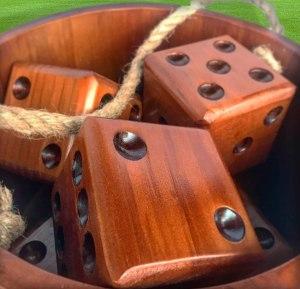 best lawn games giant yahtzee