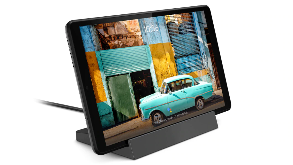 Lenovo Smart Tab M8, best android tablets 2021