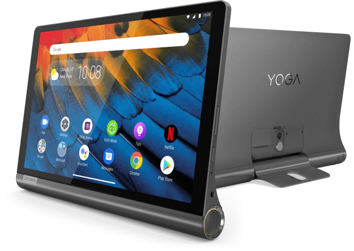 Lenovo Yoga Smart Tab, best android tablets 2021