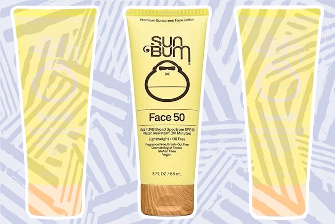 best face sunscreens for men
