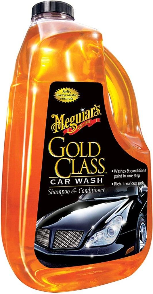 car wash soap meguiars