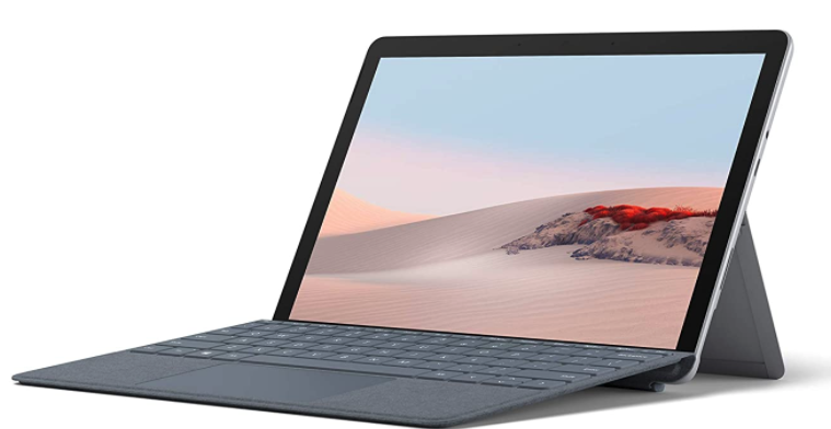 tablets with keyboards surface go