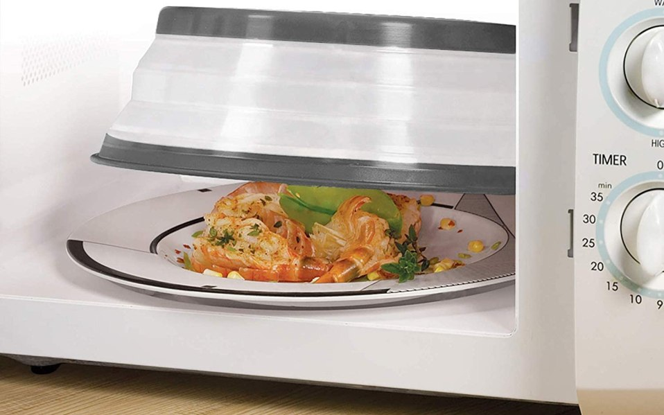 Microwave Cover