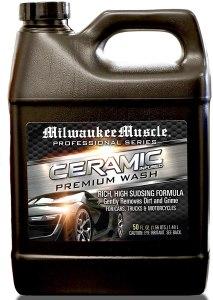 car wash soap milwaukee muscle car