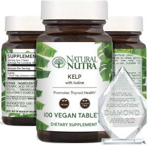 Natural Nutra Kelp Supplement