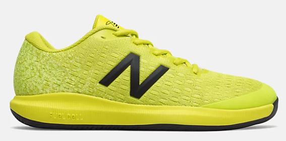 best men's tennis shoes - New Balance Fuelcell 996v4 Men's Tennis Shoes