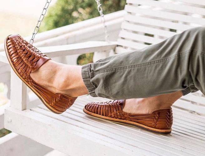huaraches sandals for men 2020