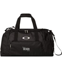 personalized gifts for dad oakley gym duffel bag