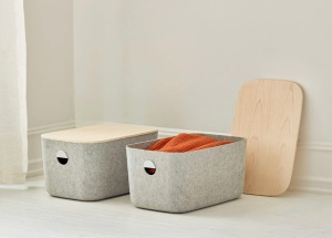 Open Spaces storage bins, gifts for him