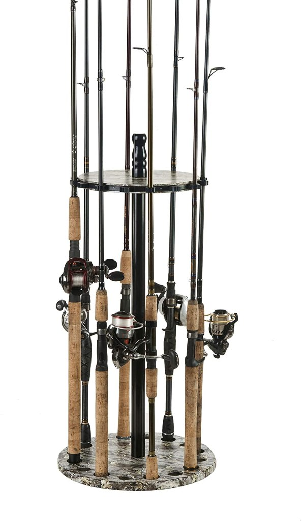 Organized Fishing Set